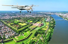 Hue – Da Nang seaplane flights launched