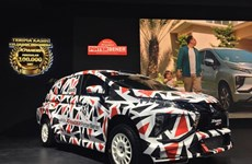 Indonesia International Motor Show opens