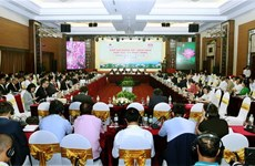 Nghe An holds conference to promote partnership with Japanese investors