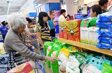 Hanoi's CPI rises 0.24 percent in April