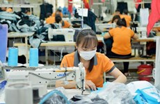 Garment firm to seek opportunities in Canadian market