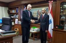 Ambassador works to boost Vietnam-Paraguay cooperation