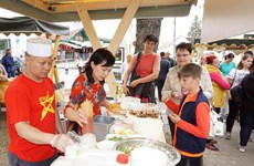 Vietnamese culture shines in Czech city