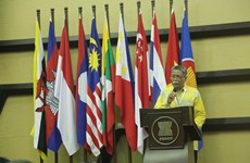 ASEAN enhances ties with social organisations in community building