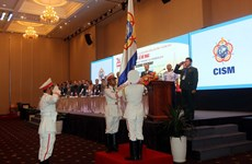Int'l military sports council concludes 74th general assembly in HCM City