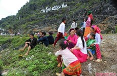 100th Khau Vai Love Market opens in Ha Giang