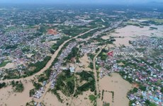 Indonesia: flood kills 29 in Bengkulu
