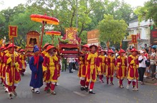 Hue Traditional Craft Festival: patrons of all crafts commemorated