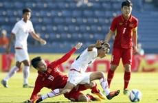Vietnam's U23 team to play friendly match against Myanmar in June