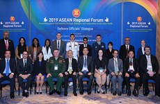 ARF defence officials meet in Seoul on maritime security