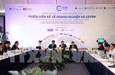 Firms need to be proactive in CPTPP: official