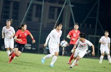 U19 women's football team to play friendly in China