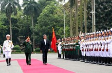 Vietnam, Japan reinforce defence links