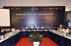 Experts seek measures to boost digital economic growth in Vietnam