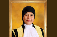 Malaysia' first female chief justice appointed