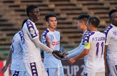 Hanoi FC, Becamex Binh Duong win AFC Cup group matches