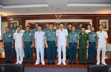 Vietnamese, Indonesian navies hope to bolster cooperation