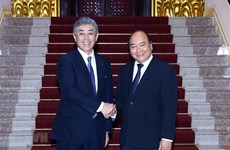 Prime Minister welcomes Japanese Defence Minister