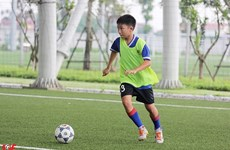 Young players, coach to attend Madrid's Football for Friendship Academy