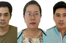 Five prosecuted for sending Vietnamese to work illegally in Taiwan