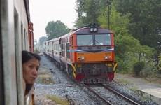Thailand develops railway to boost economic development