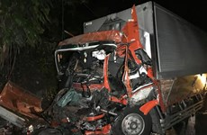 Philippines: 3 killed, 73 injured in traffic collision