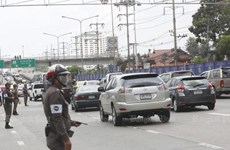 Thailand to adopt tough point-based driving penalties