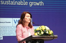 Sweden pledges to help Vietnam in energy saving