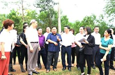 Ha Giang intensifies cooperation with China's Wenshan prefecture