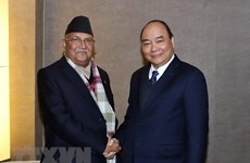 Nepali PM's visit hoped to strengthen friendship with Vietnam