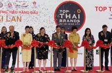 Top Thai Brands exhibition 2019 underway in HCM City