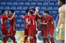Vietnam to meet Thailand in King's Cup's opener