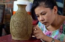 Design contest aims to promote Hanoi handicraft products