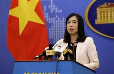 Vietnam respects right to freedom of religion and belief: FM spokesperson