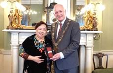 Hanoi officials visit Ireland, United Kingdom
