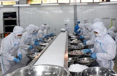 Seafood processing companies lacks skilled labourers