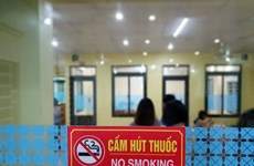 Vietnam sees just 2 percent decrease in smokers after 6 years