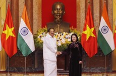 Vietnam, India work toward two-way trade of 15 billion USD