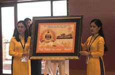Postage stamp launched to mark UN Day of Vesak 2019