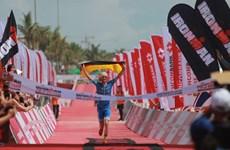 German, British athletes triumph at Techcombank Ironman Championship