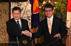 ASEAN, Japan agree to step up technical cooperation