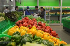 Fruit, vegetable exports bounce back in April