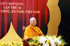Vesak 2019 – demonstration of peaceful, friendly Vietnam