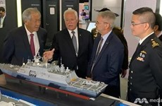 Vietnam attends maritime defence exhibition 2019