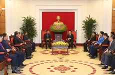 Youth cooperation important to Vietnam-Laos relations: Party official