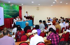 Religions promote role in environmental protection