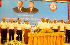Cambodia: CPP starts local council election campaign