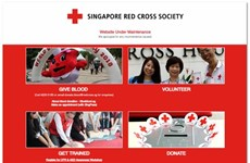 Singapore Red Cross website hacked, details of 4,000 blood donors leaked
