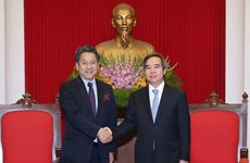 Vietnam pledges favourable conditions for Japanese bank