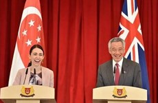 Singapore upgrade ties, promotes trade cooperation with New Zealand